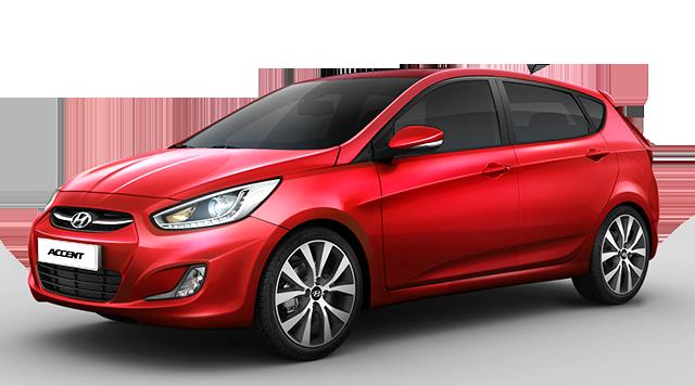 Hyundai Accent 5 cửa