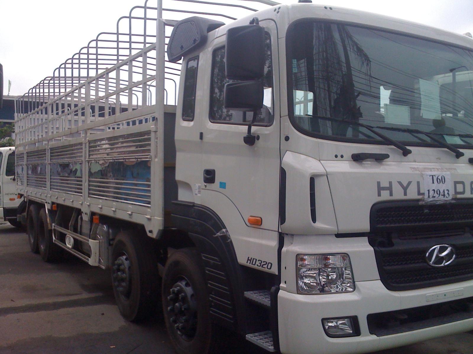 Xe tải Hyundai HD 320 (19 tấn)