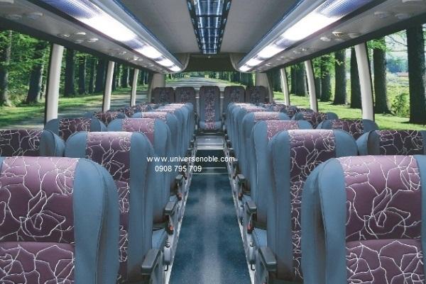 Xe 47 ghế ngồi Daewoo FX12