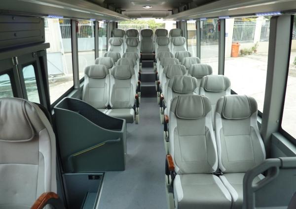 Xe khách Samco 29 chổ ngồi 5.2