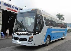 Xe Hyundai Universe Noble 40 giường nằm