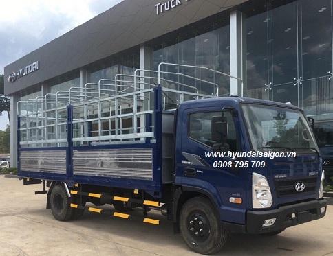 Xe tải hyundai EX8 thành công lắp ráp