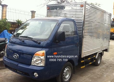 Xe Tải Hyundai Porter 1 tấn Tracomeco