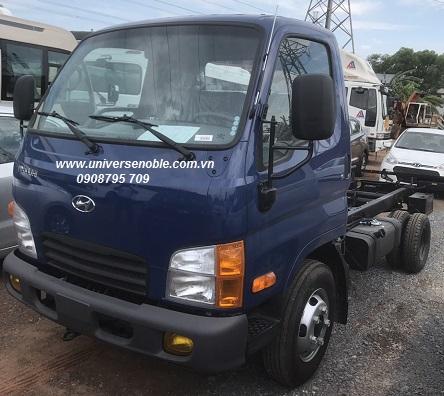 Xe tải New Mighty 110s tải trọng 7 tấn Hyundai Thành Công lắp ráp